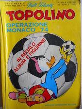 Topolino n°961 [G.276] - MEDIOCRE –