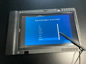 Tablet-PC Fujitsu Stylistic ST6012, 4 GB RAM, 180 GB SSD, inkl. Win10-Pro-Lizenz
