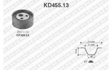 SNR Kit de distribución RENAULT CLIO KANGOO TWINGO NISSAN KUBISTAR KD455.13