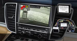 Reverse Camera Activator Porsche 911 Cayman Boxster Macan PCM3.1