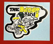 Speedway Mini Bike Butcher Bird Decal sticker