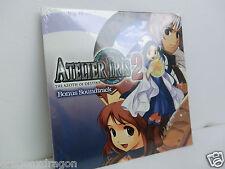 Atelier Iris 2 - The Azoth of Destiny Bonus Soundtrack CD / nagelneu in Folie