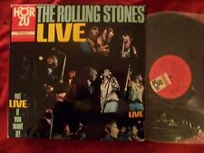 The Rolling Stones-Got Live if you want it RARE sterco LP