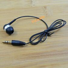 NEW Short 3.5mm Mono Single Earphone Headset Earbud for Bluetooth Adapter #h1