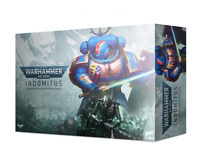 Indomitus Box Set 9th Edition Necrons Space Marines Warhammer 40K NIB SHIPS 7/25