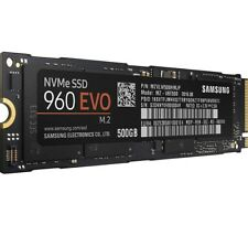 💻❗️SAMSUNG 960 EVO 500GB PCIe NVMe M.2 Internal SSD❗️💻