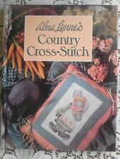 """Hard Covered - """"Cross-Stitch for Special Occasions"""" Alma Lynne's"""
