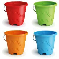Kids Plastic Castle Mould Beach Bucket Play Toy Sandbox Castle Summer Outdoor