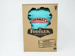 "NEW Teal Fuggler 9"" Funny Ugly Monster Spin Master Plush"