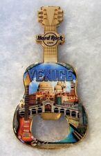 HARD ROCK CAFE VENICE V16 CITY BOTTLE OPENER GUITAR MAGNET