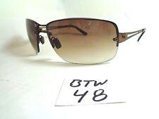 New JOSEPH ABBOUD Sunglasses JA 164S Scotch Brown Rectangular (BTW-48)