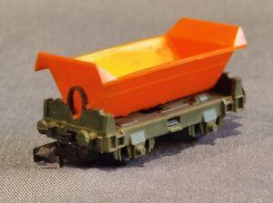 Arnold 4480 - Güterwagen Kipplore grün rot #974
