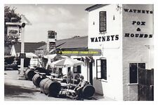 rp13923 - Fox & Hounds Pub , Bursledon , Hampshire - photo 6x4