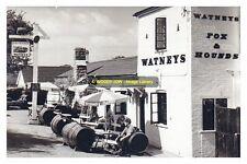 rp13923 - Fox & Hounds Pub , Bursledon , Hampshire - photo 6x4