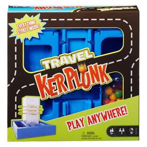 Travel Kerplunk Board Game NEW