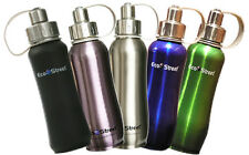 INSULATED VACUUM  SEALED STAINLESS  STEEL WATER  BOTTLE 550ML BPA FREE