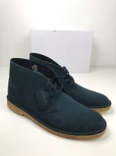 BNIB CLARKS ORIGINALS WOMENS DESERT BOOTS SHOE MIDNIGHT NAVY BLUE SUEDE UK 4