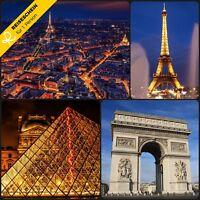 2 Tage 1P Paris Stadtrundfahrt Kurzurlaub Hotelgutschein Städtereisen Citytrip