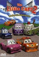 The Little Cars 2 In Rodopolis Adventures (Fullscreen Animated Children's DVD)