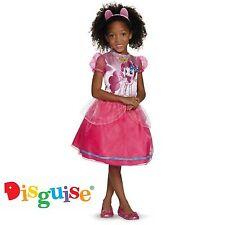 ac8ef0b87 Nuevo Disfraz Pinkie Pie My Little Pony Childs Traje Tamaño 8-10 W Collar  de bonificación