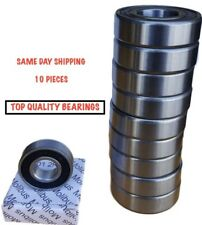 QTY 10 6205-2RS ball bearing 52*25*15 mm  PREMIUM quality