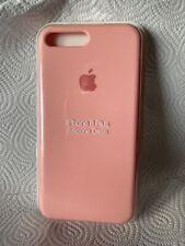 Original Apple iPhone 7 / 8 Plus Silikon Case in Rosa