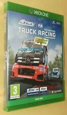 FIA European Truck Racing Championship XBOX ONE XB1 Neuf Scellé UK Gratuit p&p PAL
