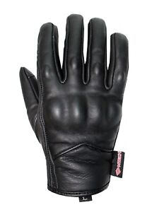 New Motorcycle Short Gloves A Grade Leather Summer and Spring Season Gloves