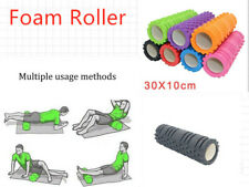 30*10cm Foam Roller Yoga column Gym Pilates Massage Physio Back Fitness Point