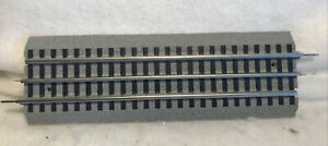 """LIONEL O GAUGE FAST TACK: 10"""" STRIGHT TRACK/ NEW/ FREE SHIPPING"""
