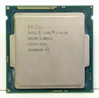 Intel Core i3-4130 3.40GHz Dual Core Quad Thread LGA1150 Intel HD SR1NP EB288