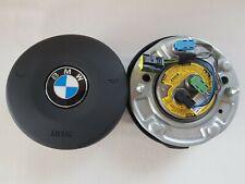 BMW F22 F23 F87 F30 F32 F36 F80 F82 M SPORT STEERING WHEEL AIRBAG US SPEC 2STAGE