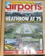 Airports of The World magazine Mar/Apr 2021 Souvenir Special Heathrow at 75
