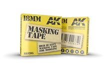 Masking Tape 18 mm - AK Interactive high quality model mask