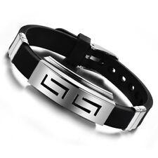 Bracelet Homme Tribal Silicone