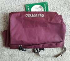 Grampas Gardenware Co Apron/Pouch (NEW) Handy Gift for a Gardener!