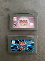 Yu-Gi-Oh Worldwide Edition/The Eternal Duelist Soul GBA Game Cartridges Only