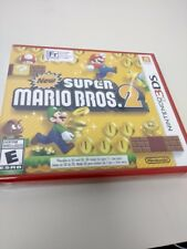 New Super Mario Bros 2 3DS Brand New and Sealed