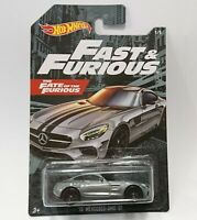 '15 Mercedes-AMG GT Hot Wheels 2020 The Fate and The Furious  Nuevo Mattel
