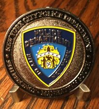 NYPD New York Police Department9th Precinct Manhattan South Challenge Coin