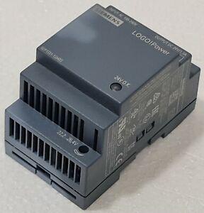 Siemens Logo!Power 6EP1331-1SH03 Din-Schiene Halterung Netzteil