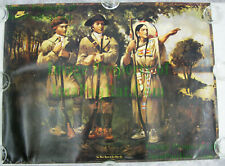 Lewis Clark Sacagawea The Expedition NIKE POSTER You Won't Know if You Don't Go