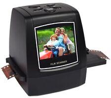 Film Negative Scanner 35mm 110 126 Super 8 Slides Negatives Digital Converter