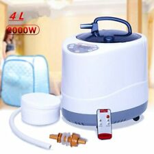 STEAM GENERATOR LARGER CAPACITY 4L STEAMER POT FOR STEAM SAUNA REDUCED STRESS