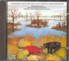 LUTOSLAWSKI - Dance Preludes / BLAKE - Clarinet Concerto / SEIBER - Thea KING