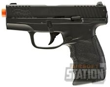 Walther PPS M2 CO2 Powered Blowback Airsoft Pistol Toy 300 FPS with Metal Slide