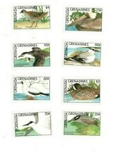 Grenadines 1988 954-61 - Birds - Set of eight - MNH