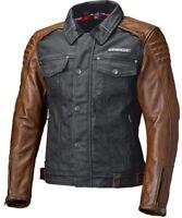 Held Jester Urban Style Motorrad Jacke schwarz/braun Größe XXL