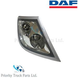 GENUINE DAF XF105 XF106 Roof Skylight Spot Lamp Light RH/OS