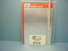 """Corrugated Alum Sheet From K&S .002x 5"""" x 7"""" (2pc) #16132"""